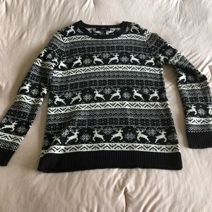 Forever 21 Holiday Sweater